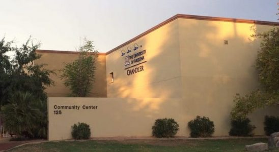 Chandler Community Center Location UA Boot Camps